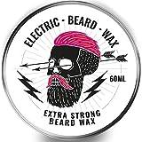 Beard Wax 60ml Electric Moustache Wax