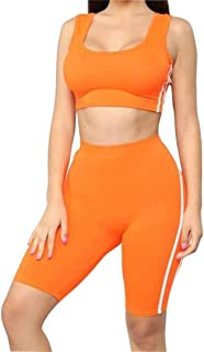 Best orange workout outfit Reviews