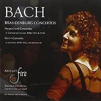 Brandenburg Concertos by J.S. BACH (2010-07-13)