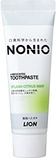 NONIO(ノニオ) [医薬部外品]ハミガキ スプラッシュシトラスミント 130g