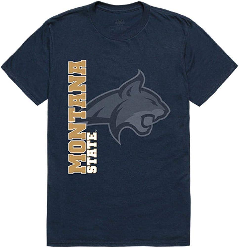 毎日続々入荷 Montana State 新着 University Bobcats Tee NCAA Ghost T-Shirt