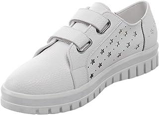 Melady Women Fashion Sneaker White