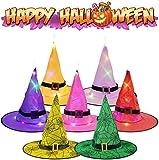 Toyfun 7Pcs Halloween Glowing Wi...