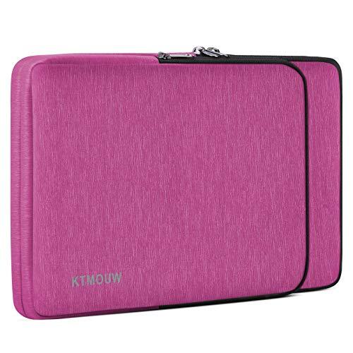 KTMOUW Funda Portátil 15-15,6 Pulgada Impermeable Funda Ordenador Antigolpes Notebook Tabletac Bolsa Protectora Maletin de Bolsa Sleeve