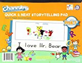 Visual Handwriting Paper, Patent Pending; Double-Sided Sheets; Sentence-Building & Drawing Pad with Color-Coded Blocks; Grades Pre-K - 1; Perfect for Elementary School Children; Great Resource for Special Education Blocks Aid Consistent Letter Size; ...