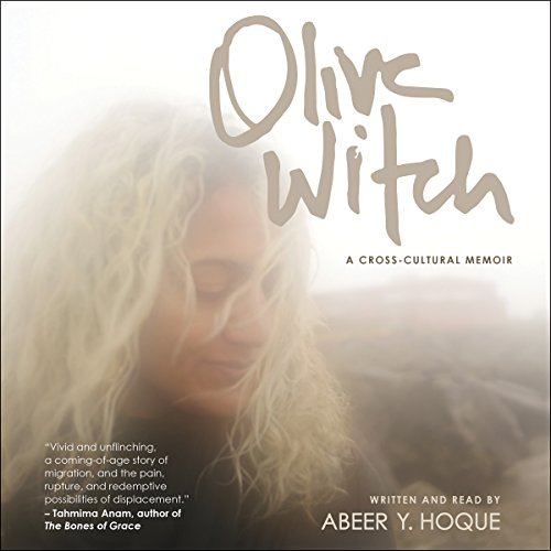 Olive Witch audiobook cover art