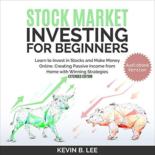 Couverture de Stock Market Investing for Beginners - Extended Edition