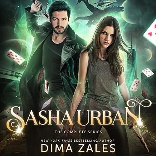 Sasha Urban: The Complete Series Titelbild