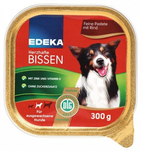 EDEKA Herzhafte Bissen mit Rind 300g