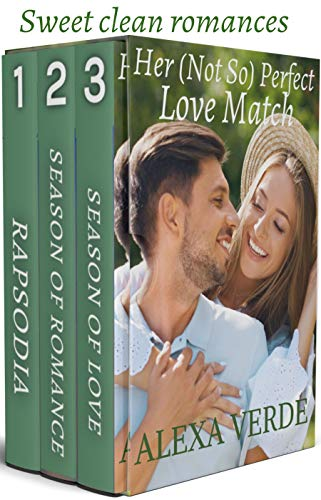 Her (Not So) Perfect Love Match: Opposites-attract sweet, faith-filled romances set in a small-town (To Love and to…