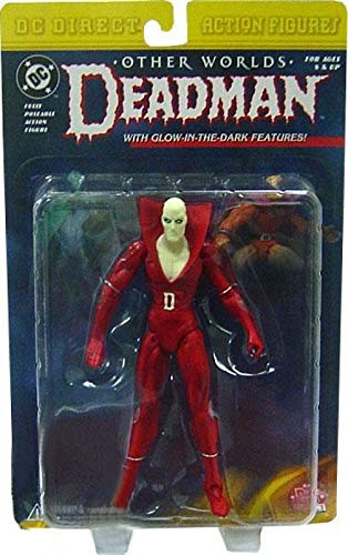 DC Comics - DC Direct/Kingdom Come - Wave 3 - Deadman Collector Action Figure by DC Comics