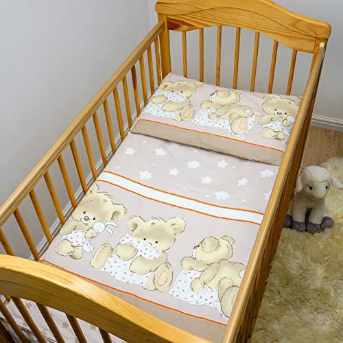 2 Piece Baby Kids Bedding Set 12...