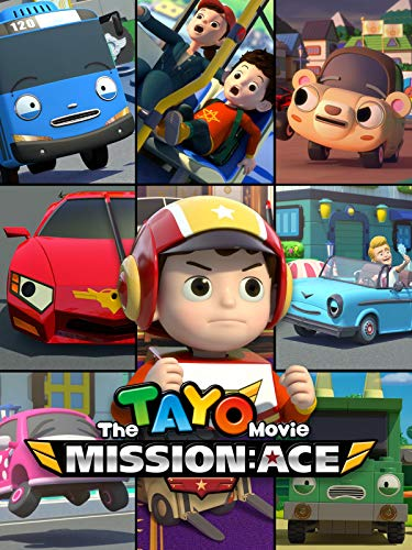 The Tayo Movie - Mission Ace