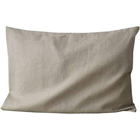 枕カバー 麻 100% リネン 日本製 43×63cm枕用 ベージュ 無地 北欧 ホテル ピローケース ピロケース フレンチリネン おしゃれ 洗える スリープテイラー リーノ