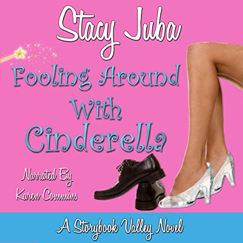 Fooling Around with Cinderella audiobook cover art
