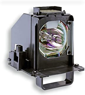 Mitsubishi WD-65638 TV Replacement Lamp with Housing