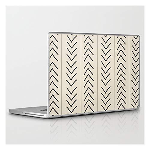 Laptop & Tablet Skin - 17' PC Laptop (15' x 9.8') - Mudcloth by Swati Bhatnagar