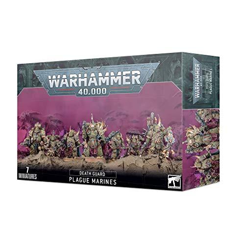Death Guard Plague Marines Warhammer 40,000