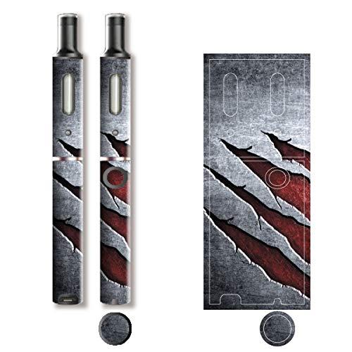 電子たばこ タバコ 煙草 喫煙具 専用スキンシール 対応機種 プルーム テック プラス Ploom TECH+ Ploom Tech Plus Metal (メタル) イメージデザイン 02 Metal (メタル) 01-pt08-0042