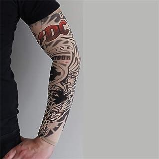 Amazonit Tatuaggi Scaldamuscoli Per Braccia Uomo Sport E