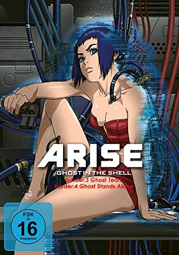 Ghost in the Shell – ARISE:border 3+4