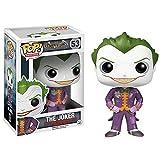 Funko Batman Arkham Asylum Pop! Vinyl Figure The Joker 10 cm Mini Figures