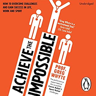 Achieve the Impossible cover art