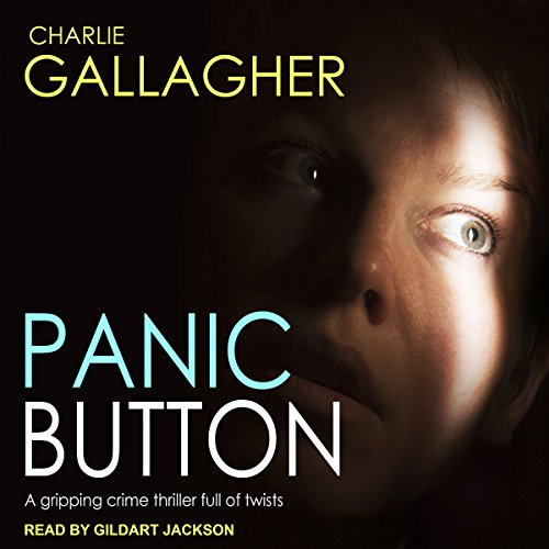 Panic Button audiobook cover art