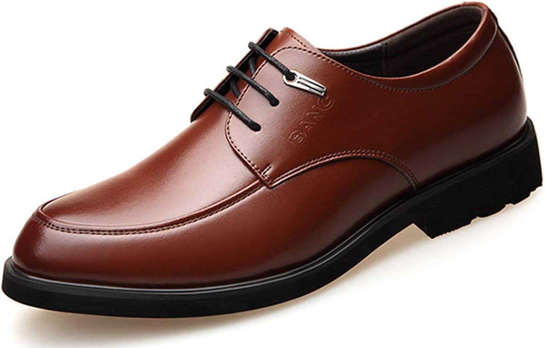 Men's Derby shoes Classic Lace Up Business Dress Dress shoes Wedding shoes
