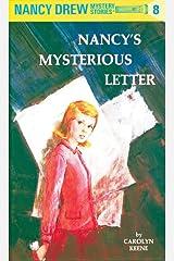 Nancy Drew 08: Nancy's Mysterious Letter (Nancy Drew Mysteries Book 8) Kindle Edition