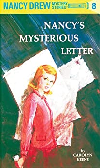 Nancy Drew 08: Nancy's Mysterious Letter (Nancy Drew Mysteries Book 8) by [Carolyn Keene]