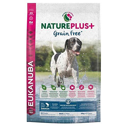 Eukanuba 29140/1319 Nature Plus Grain Free - Adult - 10 kg