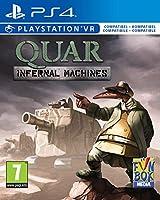 Quar! Infernal Machines (PS4/VR) (輸入版)