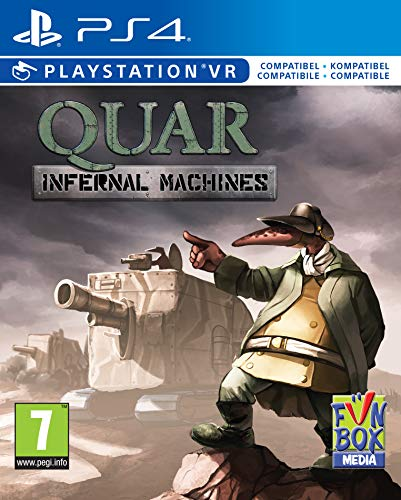 Quar: Infernal Machines (PSVR Compatible)