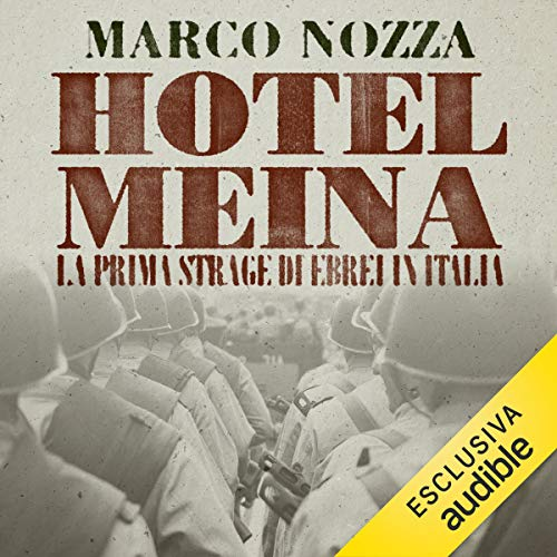 Hotel Meina audiobook cover art