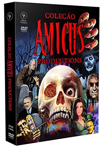 Coleção Amicus Productions [Digistak com 3 DVD's]