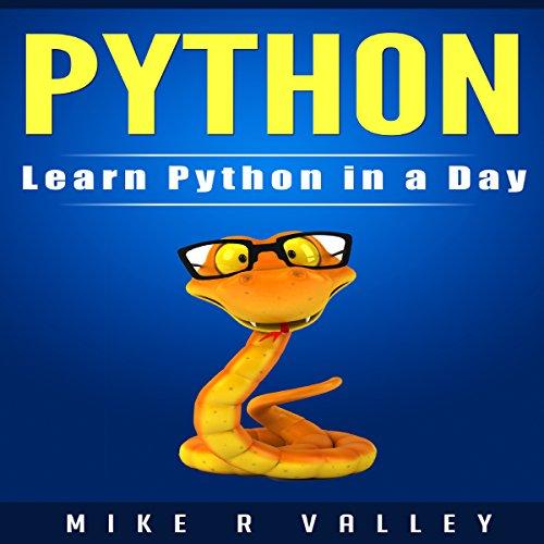 Python audiobook cover art
