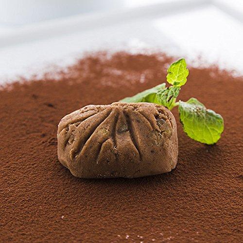 新杵堂 栗きんとんショコラ 10個 くりきんとん 和菓子 お土産 ギフト チョコ