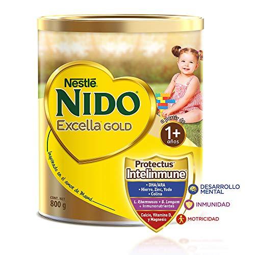 golden milk vidanat fabricante Nestle Excella Gold