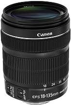 Canon EF-S 18-135mm f/3.5-5.6 is STM Zoom Lens (White Box) Kit for Canon EOS 7D, 60D, EOS Rebel SL1, T1i, T2i, T3, T3i, T4i, T5i