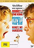 Honey I Shrunk the Kids / Blew Up the Kids / We Shrunk Ourselves | 3 Discs | NON-USA Format | PAL |...
