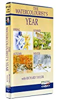 The Watercolourists Year DVD with Richard Taylor