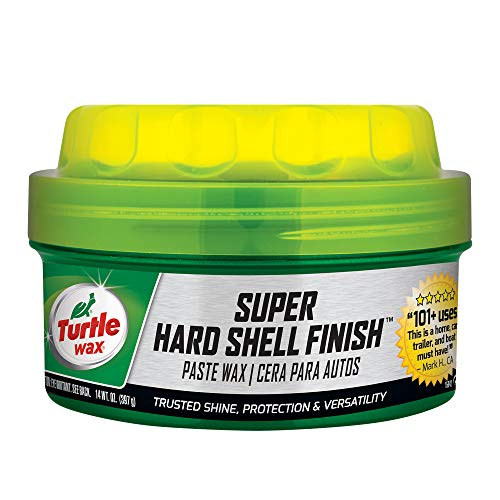 Turtle Wax 1830927 Super Hard Shell Paste Wax 397gr