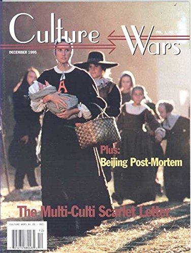 Culture Wars Magazine December 1995