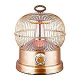 Radiador eléctrico MAHZONG Bird Cage Calefactor Fast Heat Home Desktop Ahorro de energía -900W