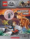 Jurassic Hero (LEGO(R) Jurassic World: Activity Book with Minifigure) (LEGO Jurassic World)