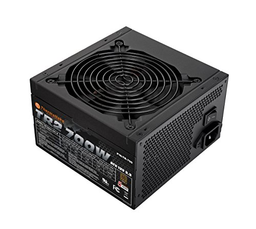 Thermaltake TR2 700W 80+ Bronze ATX 12V 2.4/EPS 12V 2.92 Power Supply TR-700CNUS