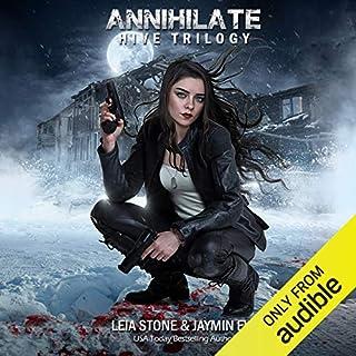 Annihilate cover art