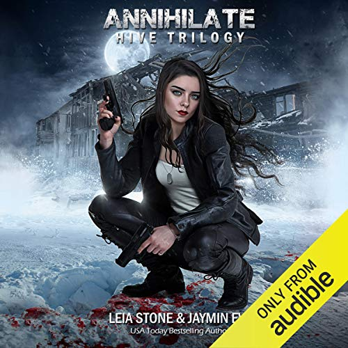 Annihilate cover art