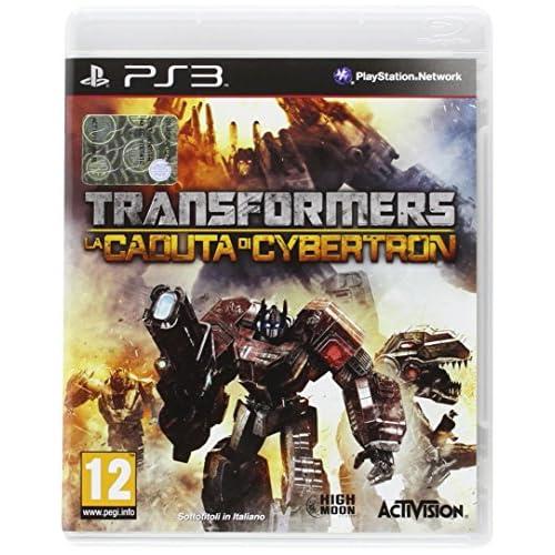 Transformers La Caduta di Cybertron